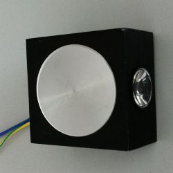 LED Wall Lamp 2W AC 100-265V 200lm 3000K IP20 30°